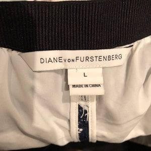 Diane Von Furstenberg Shorts - Diane Von Furstenberg Darren Lace Shorts